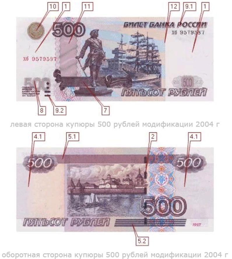 банкнота 2004