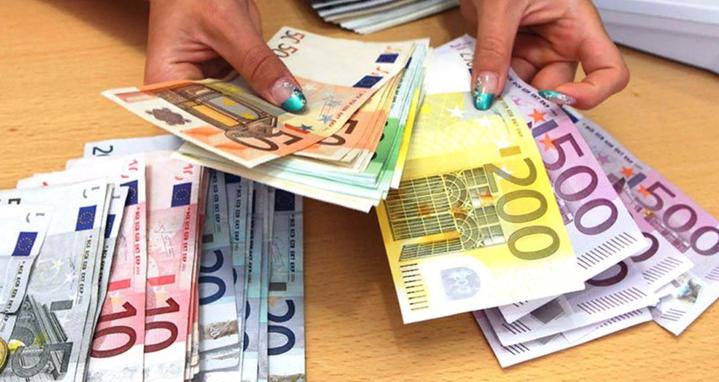 фальшивые евро